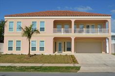 Private Homes Vacation Rental - VRBO 377970 - 7 BR South Padre Island Villa in TX, Huge 7 Bedroom Villa W/ Ocean View, Pool/Spa & Billia...