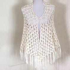 Bridal Shawl, Wedding Shawl, Bridal Lace, Crochet Flower Scarf, Lace Scarf, Black And White Scarf, White Lace, Cream Colored Wedding Dress, White Shawl