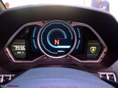 cool lamborghini aventador speedometer image hd Lamborghini Aventador Roadster Launched   47 Cr    Team