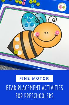 Use these free ocean-themed printables for fun fine motor activities.  Ideas from bead placement to sticker and stamping activities are included.  Perfect for learning at home, preschool, pre-k, occupational therapy classrooms.  Kids can work on grasp and strength as they prepare for handwriting.  The complete set has activities for fall, winter, spring, and summer.  Use with tongs, tweezers, buttons.....lots of ideas are included.