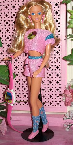 Fun Time Jewel Barbie® Doll. I LOVED this Barbie! Absolutely one of my favorites!!!