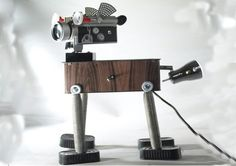 Axel the dog 'bot light
