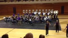 2013-2014  Vermilion Sailor Marching Band - Moves Like Jagger - Band Review
