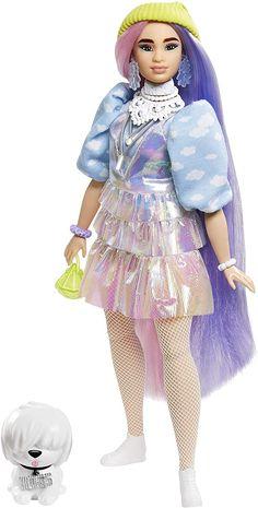 Doll Clothes Barbie, Barbie Toys, Barbie Dolls Diy, Barbie Y Ken, Barbie Fashionista Dolls, Beautiful Barbie Dolls, Layering Outfits, Barbie Collector, Bold Fashion