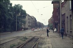 Ost-Berlin Juni 1979, Wilhelminenhofstr.   by hjhoeber2, via Flickr