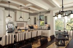 First Coast Home on the Third Coast - eclectic - kitchen - chicago - Berneche2 Architecture
