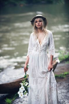 dream dress, only with a more edwardian neckline