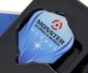 Monster Razor Color Model Steel Tip Darts - Tungsten, Blue Coated Color Model, Ray Carver Signature Model Darts, Steel, Tips, Blue, Color, Advice, Colour, Colors, Dart Flights