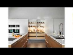 SANTOS — Cocinas / Kitchens — WOOD NATURA Madera / Wood