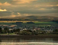 Beauly Firth & Inverness Inverness, Scottish Highlands, Scotland, River, Places, Outdoor, Outdoors, Lugares, Rivers