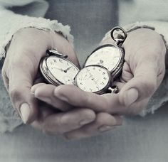 hands of time ...