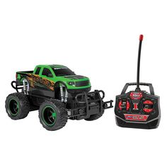 Ford F-150 SVT Raptor Remote Control Truck by World Tech Toys, Green