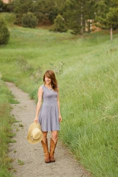 Summer Dress Pattern - Simple and sweet