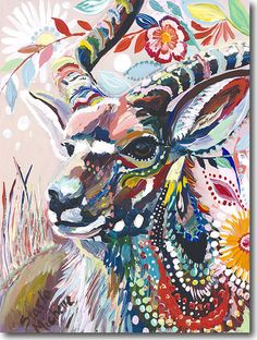 SkylineArtEditions.com - N for Nyala, $25.00 (http://www.skylinearteditions.com/n-for-nyala/)