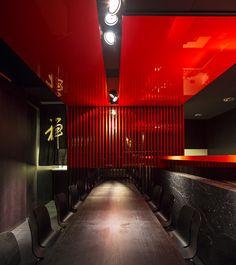 Zen Sushi Restaurant,© Fernando Guerra | FG+SG