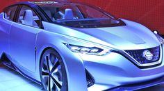 Nissan lupaa esitellä teknologian tieolosuhteissa vuonna 2016. Itseohjautuvaa teknologiaa hyödyntävä Piloted Drive on puolestaan saatavana Euroopassa jo vuonna 2017. Nissan, Bmw, Vehicles, Car, Vehicle, Tools