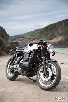 BMW K100 cafe racer - MUST MAKE ONE!!!