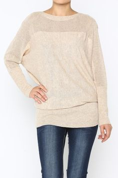 Ellis Sweater in Melange