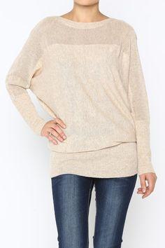 Ellis Sweater in Melange on Emma Stine Limited