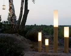 Organic and Modern home-made lighting. Why pay a fortune for beautiful design?