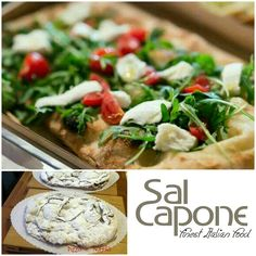SalCapone finest italian food london