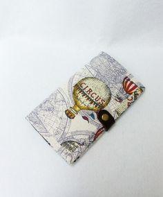 Travel Passport Wallet Passport Holder Passport Case by MadeBySiam