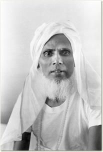 Sufi Saint Bawa Muhiyuddin(Q); Sri Lankan; lived and taught for many years in U.S.