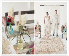 Photography: OneLove Photography / Planning:  La Boheme Events  / Floral and event design: Charlie and Olivia