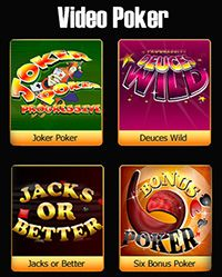 Take a quick overview of online video poker rules and games in our online gaming blog.