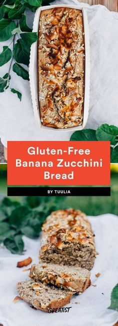8 Baked Goods That You'd Never Guess Are Gluten-Free #healthy #breakfast #recipes https://greatist.com/health/healthy-fast-breakfast-recipes