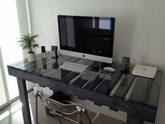 Más ideas de muebles hechos con palets