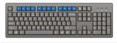 Voortaan gebruik je ze iedere dag. Ben jij in het bezit van een QWERTY-toetsenbord? Dan heb je hoogstwaarschijnlijk ook alle...