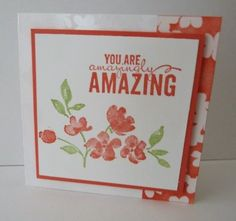 StampinClubNederland : Occassions Catalog 2015, Sale-a-Bration 2015, Painted Petals, Irresistably Yours DSP, Stampin' Up!