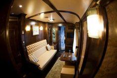 El Transcantabrico Gran Lujo, Spain, 2014 / 2015 - Luxury Train Club — Luxury Train Club