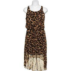 HEARTSOUL Leopard Print Chiffon Hi Low Dress,LEO,S Heart Soul http://www.amazon.com/dp/B00MOWOGJI/ref=cm_sw_r_pi_dp_g4.6tb1XFH9ZJ