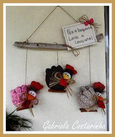 ♥♥ Pendurico de galinhas ♥♥ | Flickr – Compartilhamento de fotos!