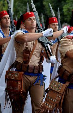 soldado Regulares de España