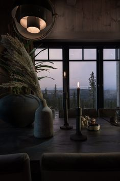 Galleribilde Modern Lodge, Mountain Cottage, Cabin Interiors, Home Technology, Scandinavian Style, Future House, Real Estate, House Design, Vacation