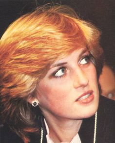 November 18, 1981: Princess Diana switches on the Christmas lights at Austin…