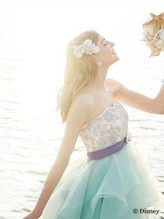 シンデレラ | プリンセスドレス | セカンドコレクション | ディズニー ウエディング ドレス コレクション Mermaid Wedding, Tulle, Ballet Skirt, Wedding Dresses, Skirts, Fashion, Bride Dresses, Moda, Tutu