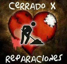 Imagen De Corazon Roto Por Amor Con Frases Love Love Y Thoughts