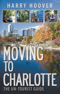 I'm stoked to begin my adventure in Charlotte, NC. Wow! So surreal.