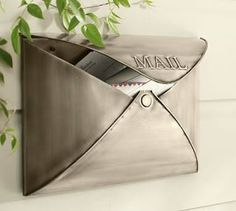 mail boxes attached to house - Google Search