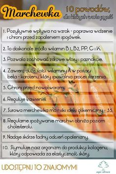 Carrot and its good :) Kitchen Helper, Natural Vitamins, Biology, Carrots, Periodic Table, Food And Drink, Healthy Eating, Yummy Food, Fruit