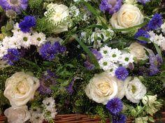 Lovely wedding colours