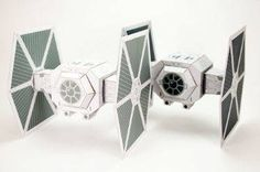Star Wars - TIE Fighter Custom Free Papercraft Download - http://www.papercraftsquare.com/star-wars-tie-fighter-custom-free-papercraft-download.html#StarWars, #TIEFighter
