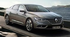 Lastcarnews: The New Renault Talisman Is Out And It's… Unmistak...