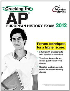 Bestseller books online Cracking the AP European History Exam, 2012 Edition (College Test Preparation) Princeton Review  http://www.ebooknetworking.net/books_detail-0375427228.html