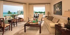Royal Windsor Beachfront One Bedroom Suite at Sandals Royal Bahamian in Nassau, Bahamas