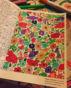 Liberty Libertycolouringbook Relax Colouring Repost ColouringColoring BooksLiberty